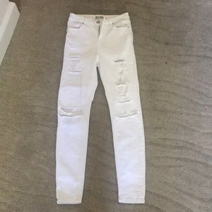 white top shop skinny jeans